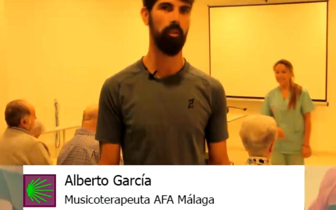 Así son las terapias en AFA Málaga (VIII): Musicoterapia