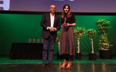 Elisabeth Sánchez, premiada por Diputación por su contribución a la igualdad