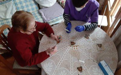 Vivir el alzhéimer en confinamiento: una historia de Vigo