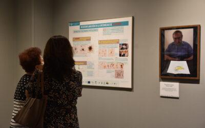 La exposición 'Alzhéimer, el Camino de la Memoria', de nuevo en la calle