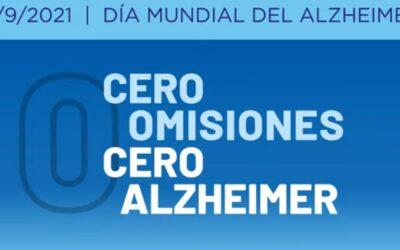 21 de septiembre: CEAFA pone el acento en la importancia del diagnóstico precoz